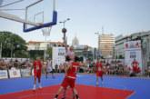 Olimp šampion Roda 3×3 Prvenstva Srbije