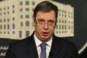 Vučić: Protesti u Banjaluci mogu da prerastu u sukobe