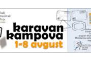 Karavan kampova danas u Sremskim Karlovcima