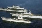 Ruske pomorske vežbe u istočnom Sredozemlju