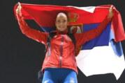 Španović: Srećna sam zbog medalje