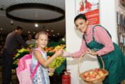 Idea poklanja voćnu užinu školarcima