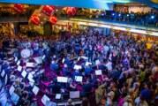 Mercator centar uz zvuke Simfonijskog orkestra Novog Sada proslavio deveti rođendan