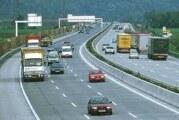 Suvi kolovozi, popodne veći intenzitet saobraćaja