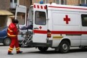 Sudar na autoputu, pet povređenih osoba