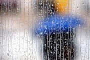 Oblačno i svežije sa kišom