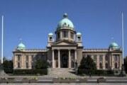 Skupština prekinula zasedanje zbog sumnje na požar