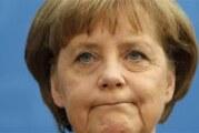 Automobil udario u Merkelin avion
