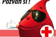 NS: Subotnja akcija dobrovoljnog davanja krvi