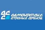 Uhapšen predsednik beogradskog odbora DSS-a