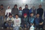 Migranti nasilno pokušali da prođu granicu sa Srbijom, povređeni policajci