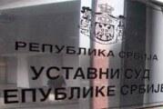 USPS: Podnećemo prijave protiv sudija Ustavnog suda