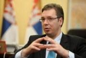 Vučić sutra sa Pompeom u Njujorku