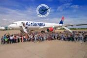Air Transport World proglasio Er Srbiju za lidera na tržištu avio-kompanija za 2017. godinu
