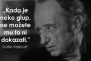 Satira fest u znaku Dušana Radovića