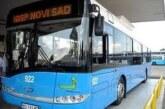 Na novosadskim ulicama 13 novih autobusa