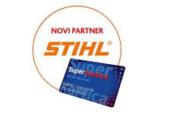 Super kartica i Stihl započeli saradnju