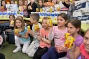 Zdravo! Mleko za osnovce širom Vojvodine