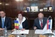 Potpisan Sporazum o saradnji između Privredne komore Vojvodine i Privredne komore Timiš, Temišvar