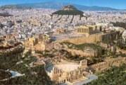 Jak zemljotres blizu Atine