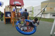 Imlek poklonio dečje igralište Novom Sadu