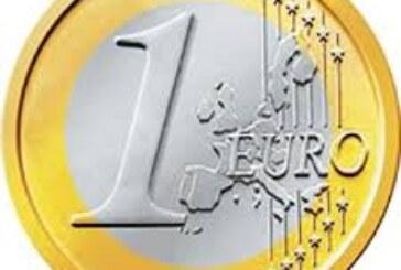 Srednji kurs 117,5618 dinara za evro