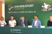 Fondacija Univerexport i projekat Besplatan rukometni kamp Bogdan Rodić