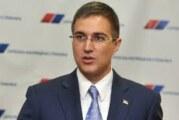 Stefanović s direktorom FBI o unapređenju saradnje