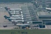 Na beogradskom aerodromu 61,4 odsto manje putnika