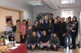 Miodrag Kostić poklonima obradovao štićenike  SOS dečijeg sela u Kraljevu