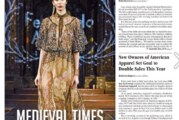 Srpska manekenka posredstvom Serbia fashion weeka dospela na njujorške modne piste