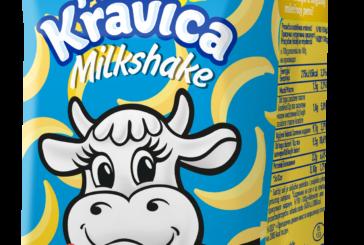 Novi Moja Kravica Milkshake sa ukusom banane