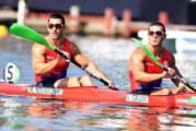 Kajakaši Vekić i Torubarov vicešampioni sveta na 500 metara