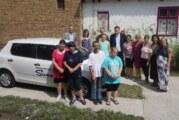 Sunoko donirao vozilo Centru za socijalni rad u Kovačici