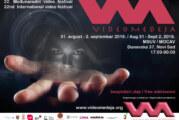 Počinje 22. Međunarodni video festival videomedeja od 31. avgusta do 2. septembra