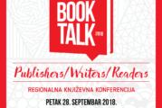 Book Talk 2018 u petak