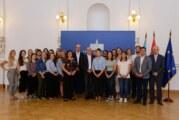 Vučević primio studente i profesore Ciriškog Univerziteta