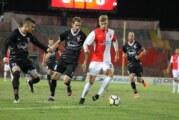 Poraz Vojvodine u Novom Pazaru, Spartak bolji od Čukaričkog