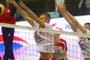 Odbojkaši Vojvodine zaustavljeni u osmini finala CEV kupa