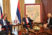 Dodik: Hvala Erdoganu što ceni naše razlike o NATO putu BiH