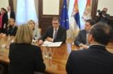 Vučić posle izbora na Kosmetu očekuje jači pritisak SAD na Prištinu