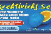 Kreativno preduzetništvo u Vojvodini