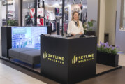 Skyline Belgrade pop-up store u tržnom centru Ušće