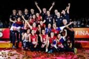 Čestitke zlatnim srpskim odbojkašicama