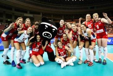 Srpkinje svetske prvakinje u odbojci!