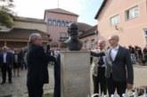 Postavljena bista Dušana Šijačkog u Kulturnom centru Futoga