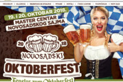 Počinje Novosadski Oktoberfest