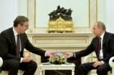Ogromno interesovanje medija za susret Vučića i Putina