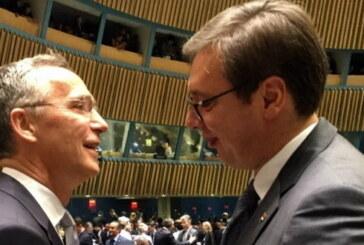 Stoltenberg: Ne smetaju nam bezbednosni aranžmani Srbije