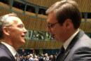 Vučić: Daće nam garancije za ulazak u EU, a da priznamo Prištinu